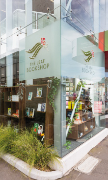 leaf bookshop