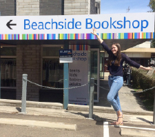 beachside bookshop