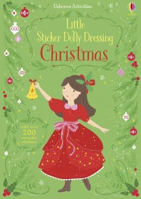 Little Sticker Dolly Christmas