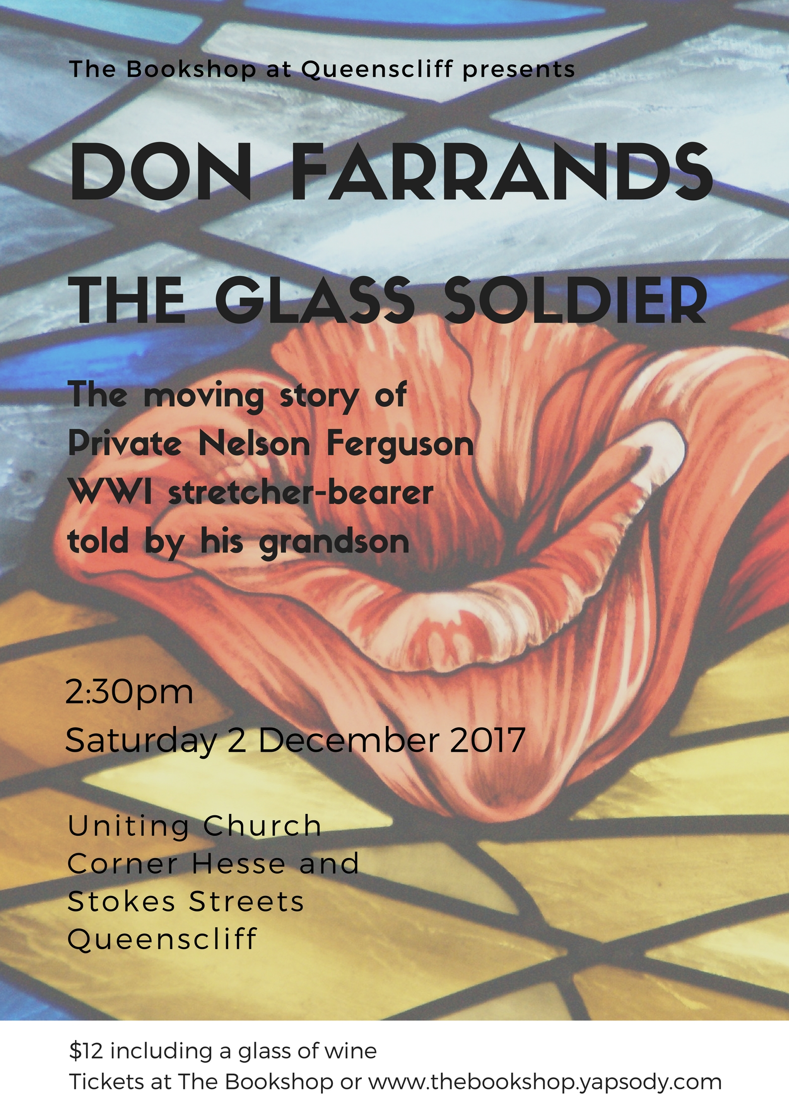 The Glass Soldier with Don Farrands