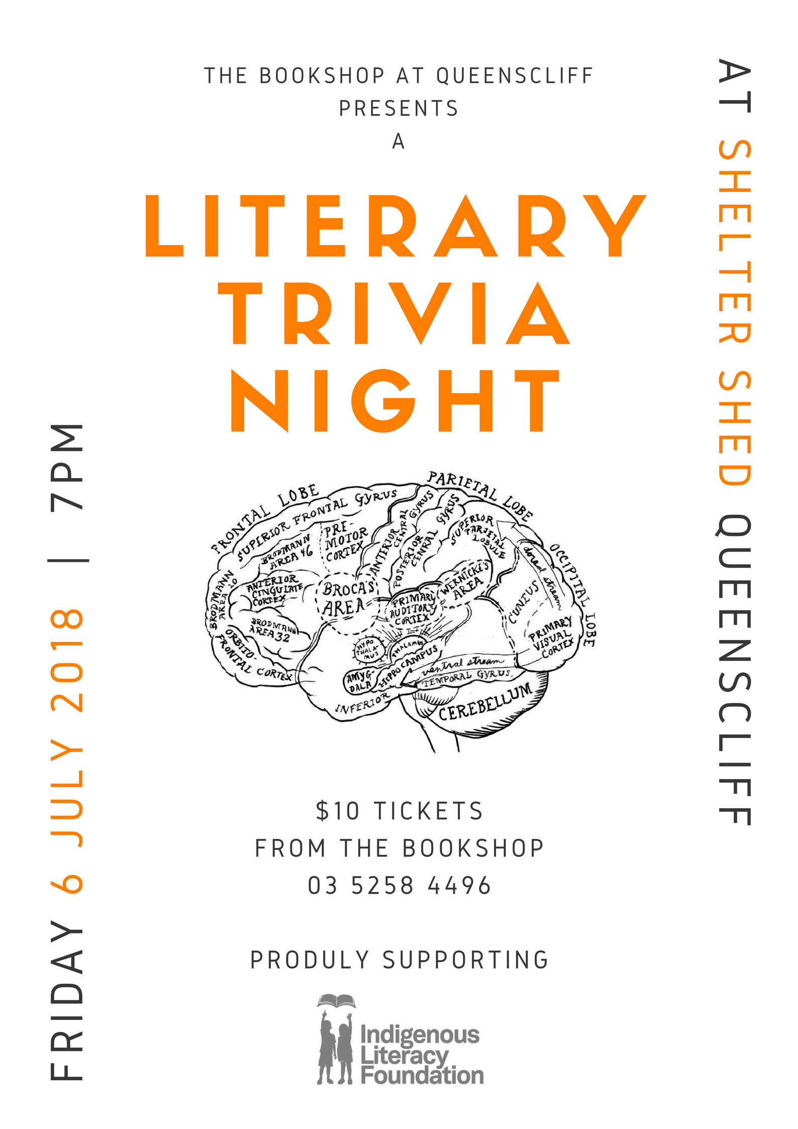 Literary Trivia Night