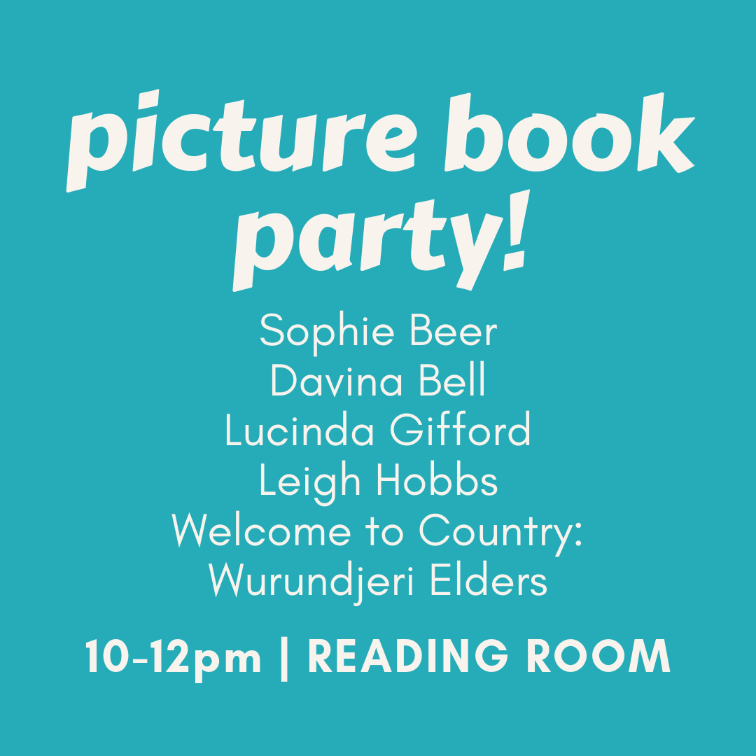 Kids Book Fest Picture Book Party