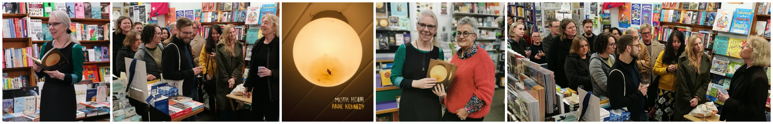 Moth Hour Launch