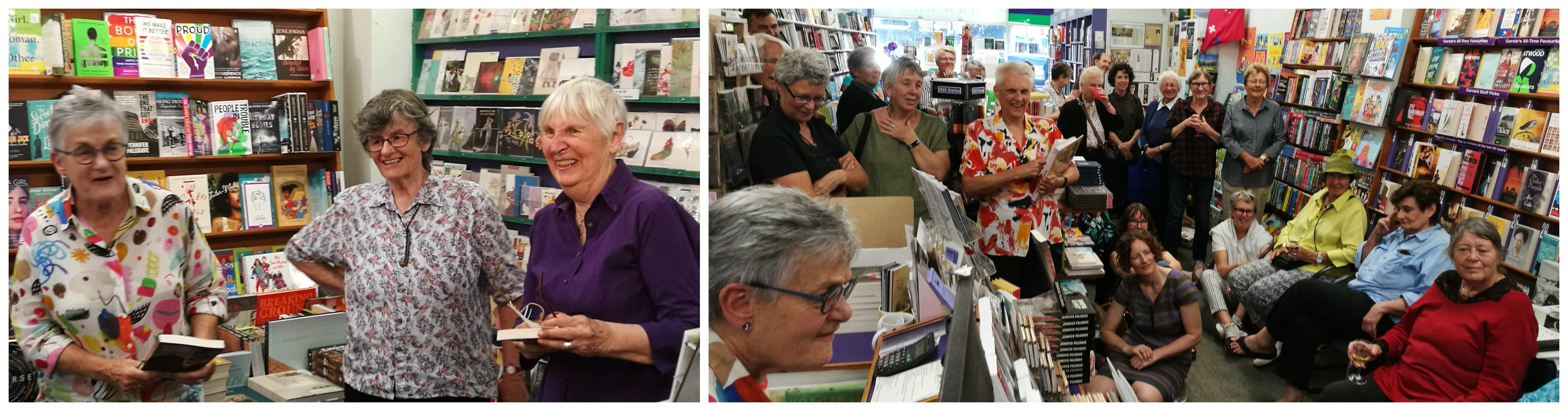 Book Launch - The One That Got Away