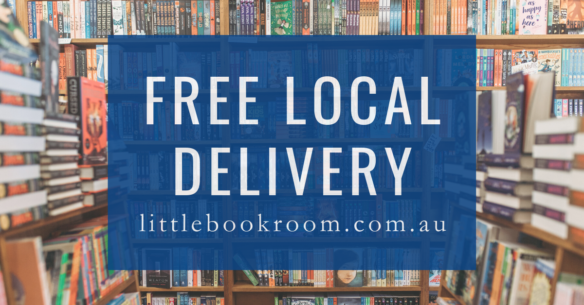 free local delivery from the little bookroom