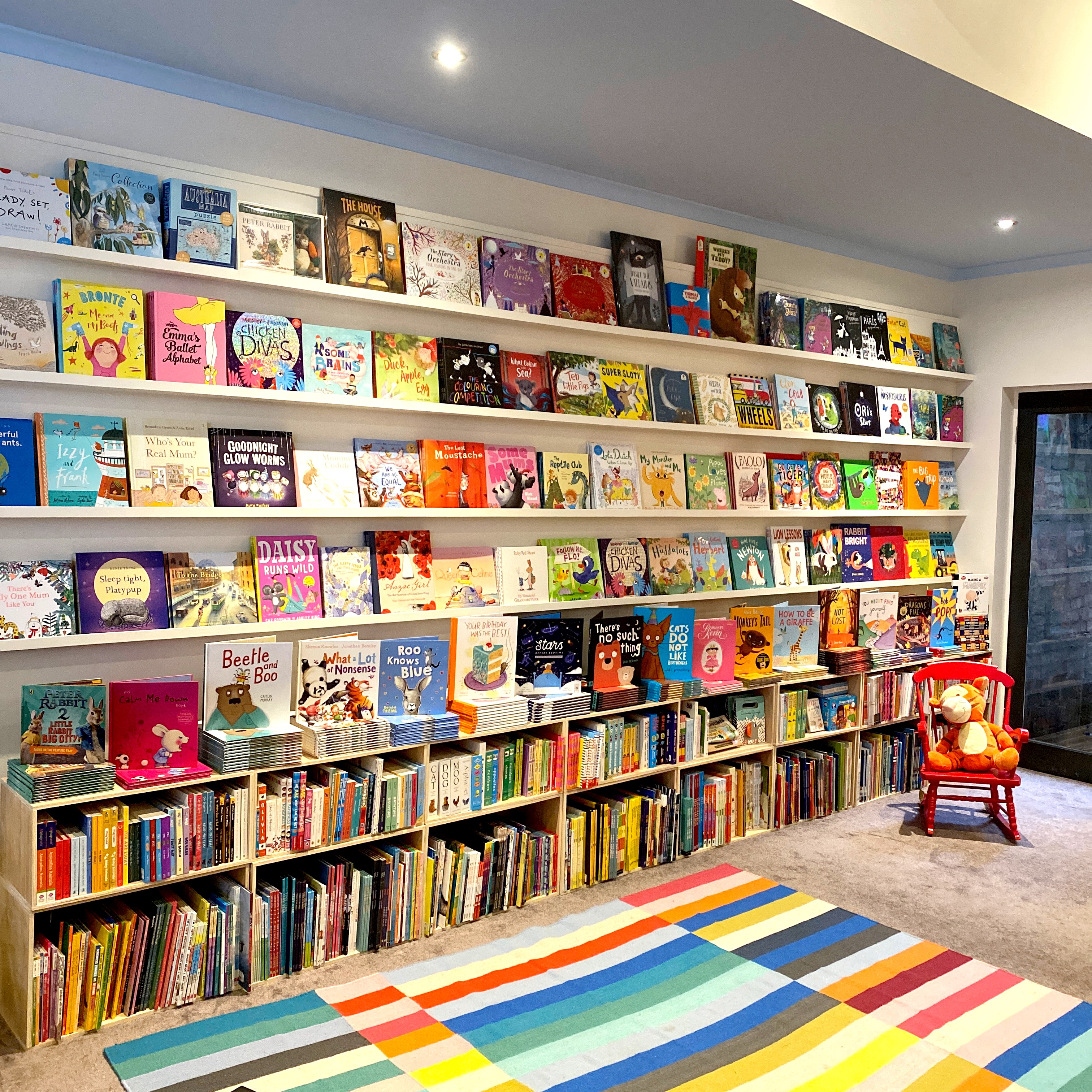 Escape Hatch Books children's independent bookshop Kew East