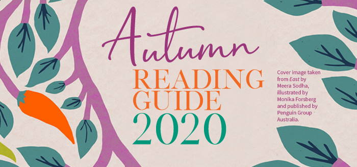 Autumn Reading Guide 2020