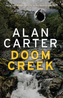 Cover of Alan Carter novel Doom Creek