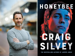 Honeybee Craig Silvey Event