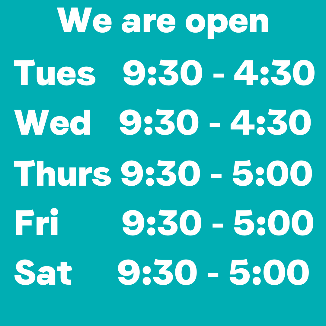 shop opening hours