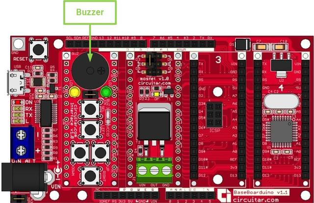 Buzzer Interface