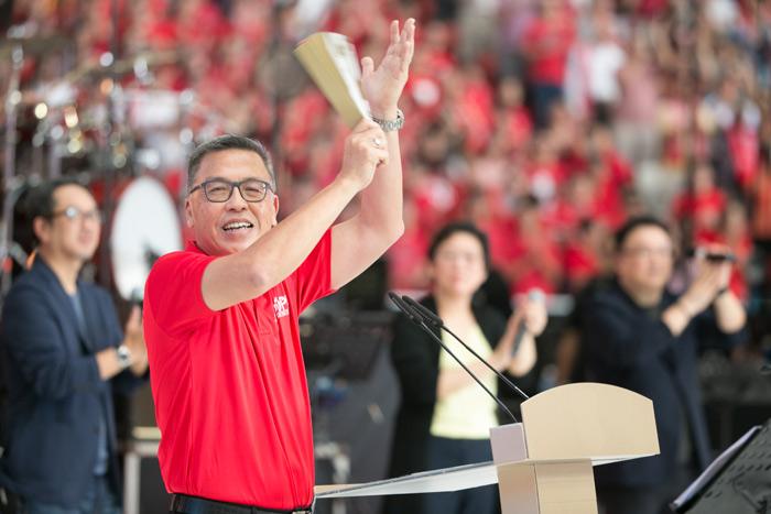 Jubilee Day Of Prayer 2015: A Singapore Celebration