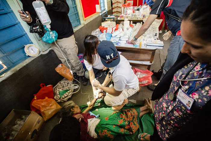 City Harvest Church Sends Teams To Bring Relief After Nepal Quake