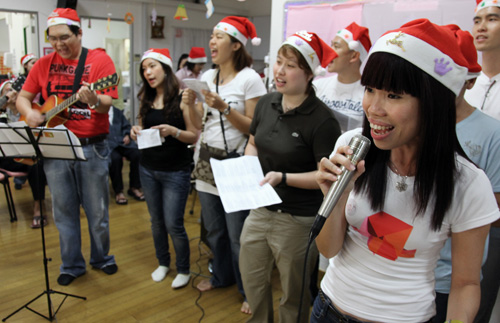 CHC Zones Spread the Christmas Cheer
