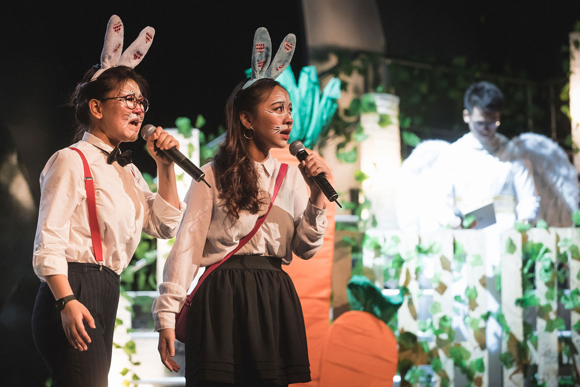 A Hoppy Easter At JAMs