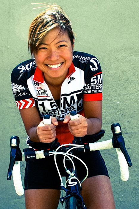 Angeline Tan's 39 Days Across The USA