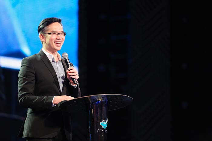 Bobby Chaw: Anointing And Consecration