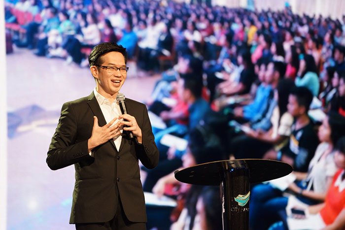 Bobby Chaw: The Believer Is The Message