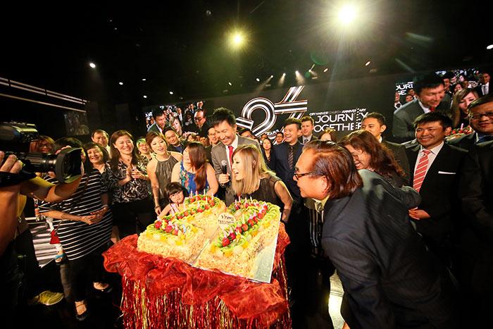 CHC's 27th Anniversary: God's Vision, An Adventure