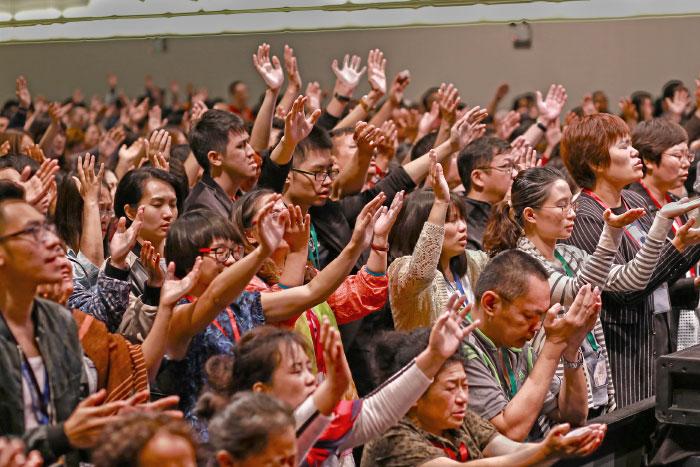 Chinese Leadership and Revival Seminar: Leading The Jesus Way