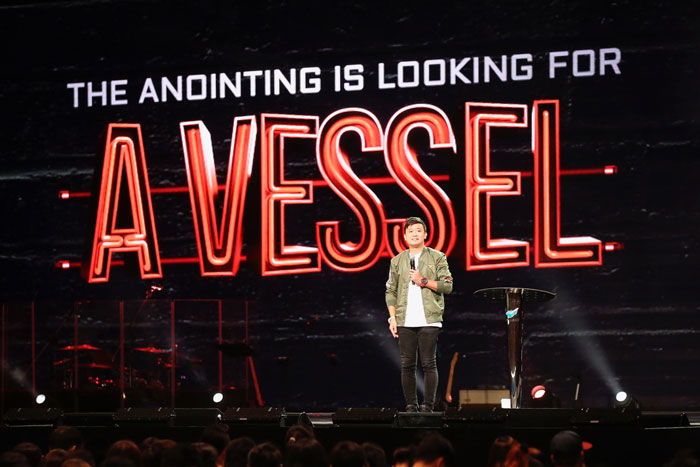Emerge 2017: Be A Vessel For The Anointing