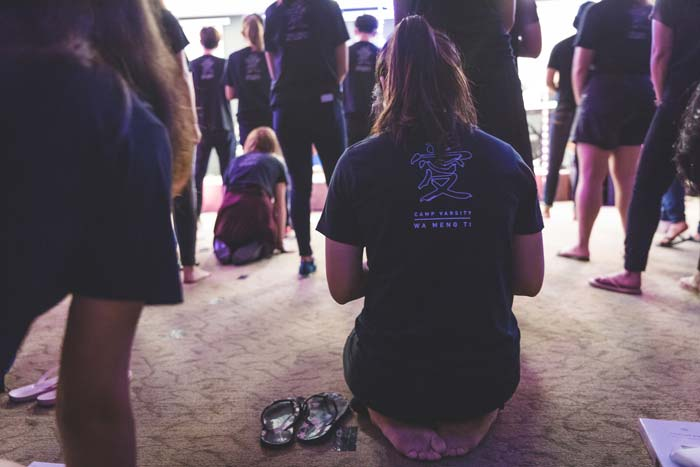 Emerge Varsity Camp: Passion For Revival