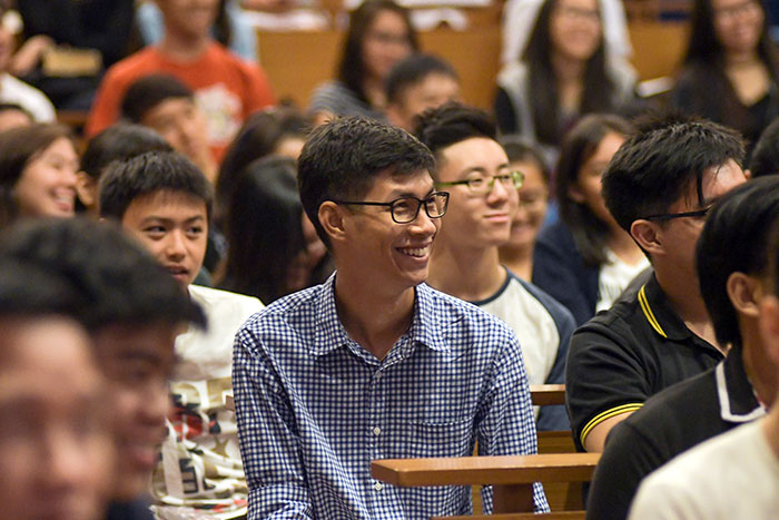 Explicit Youth Conference: Pursuing Purity