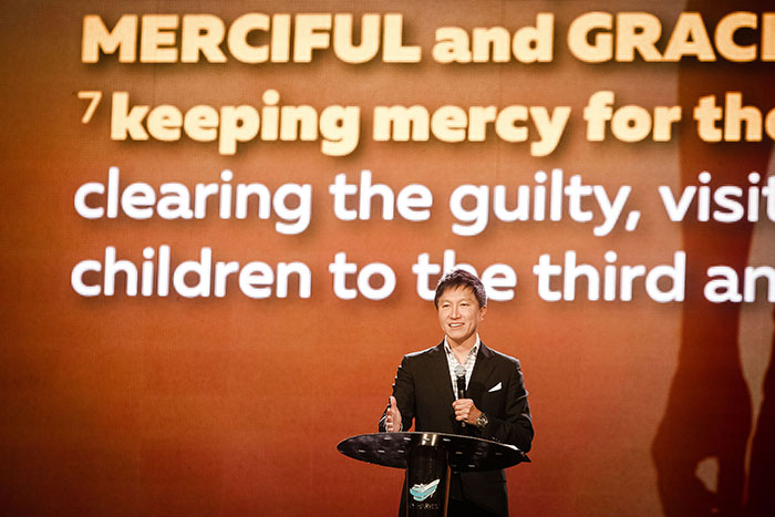 Father's Day At City Harvest Church: The Love Of Abba Father