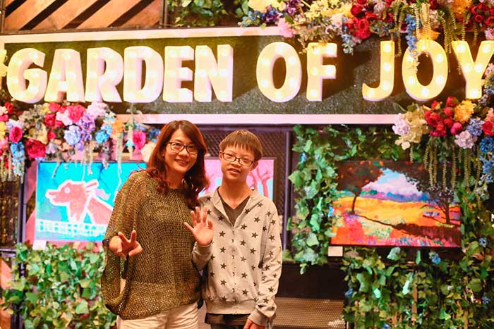 Garden Of Joy: A Very Special Arts Exhibition