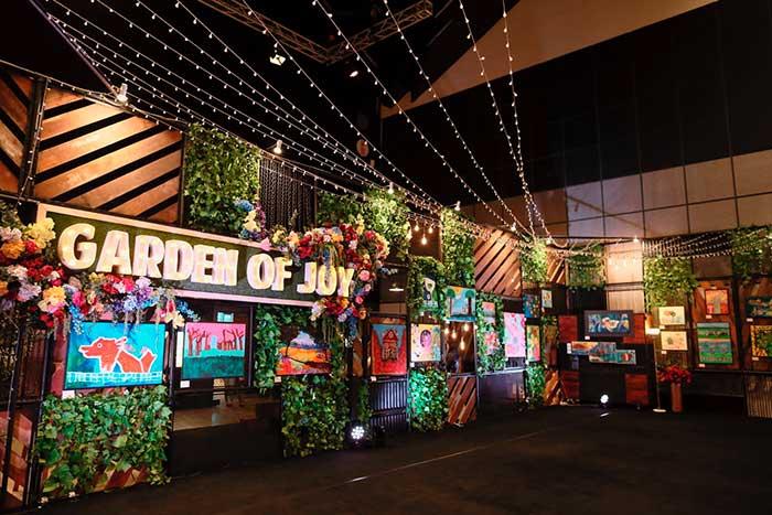 Garden Of Joy: A Very Special Arts Exhibition