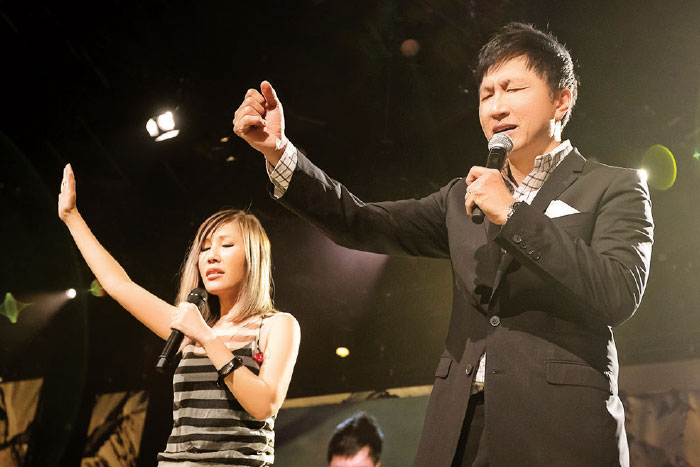 """Kong Hee: """"CHC Has Come Of Age"""""""