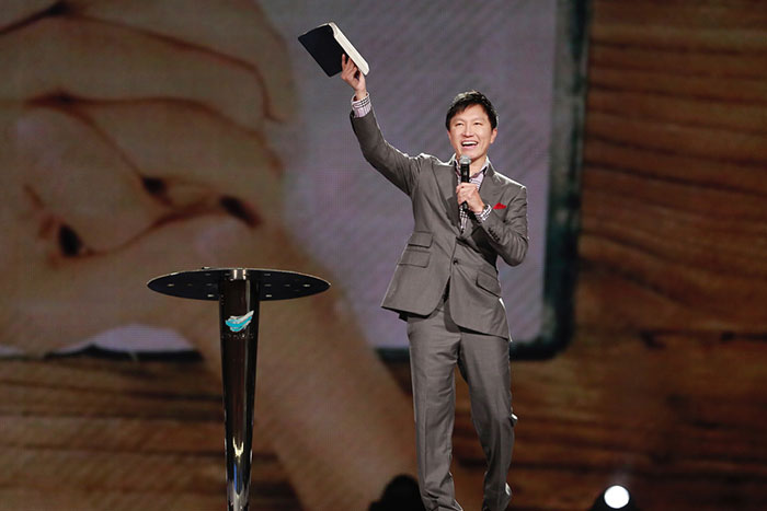 Kong Hee: Holding On To Your Confession