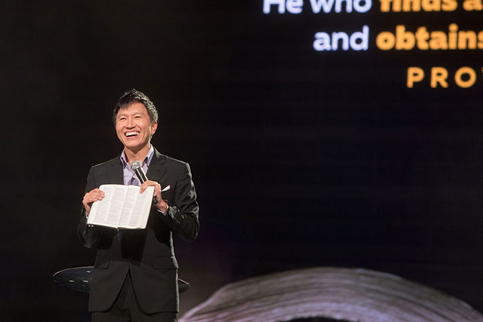 Kong Hee: How To Pray For Your Miracle (Part 1)