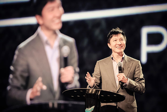 Kong Hee On How To Trust The Lord & Enter Into His Rest