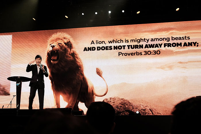 Kong Hee: The Kind Of Faith Jesus Looks For