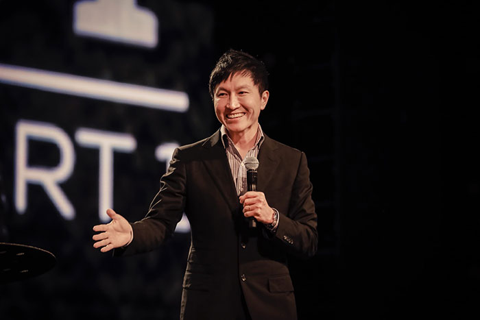 Kong Hee on Faith, Trust & Rest: How To Receive Your Miracle