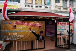 Landmark Church: Built On Prayer