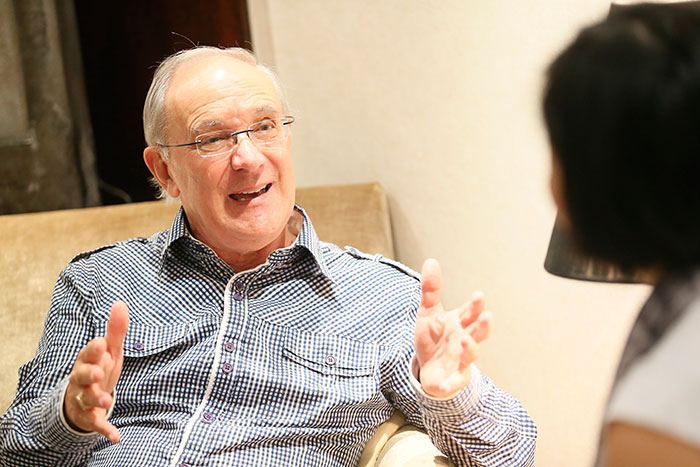 Mike Connell: Building A Culture of Heaven At Home