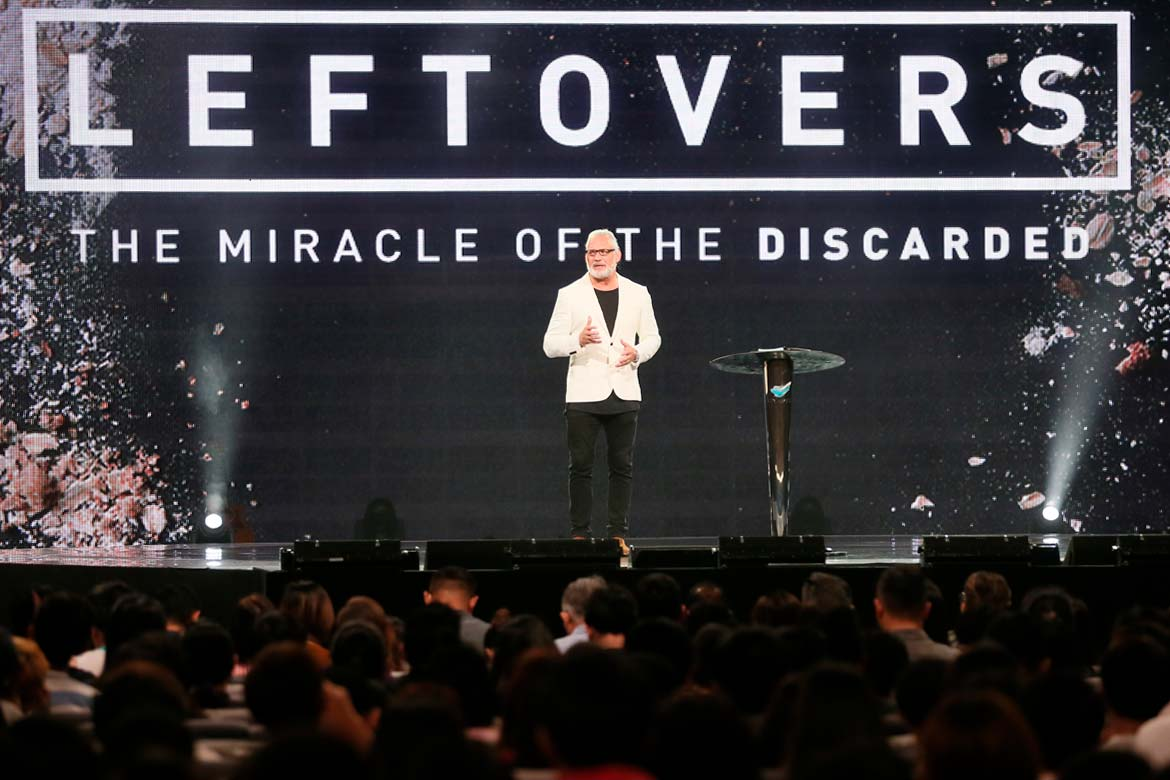 Miracles In Leftovers And Fruitfulness Before Deliverance: Paul Scanlon