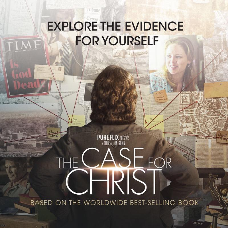 Movie Review: The Case For Christ