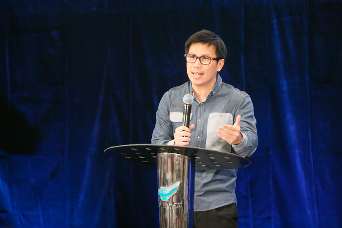 Multiple Services Weekend: On Gratitude, Dreams And The Holy Spirit