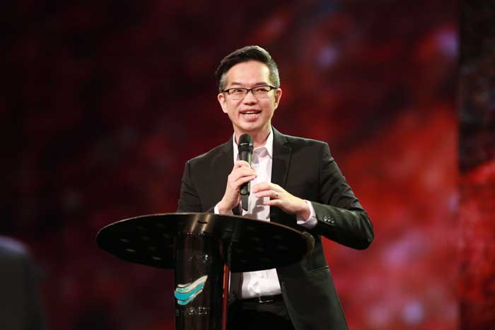 Navigating Tough Times With The Voice Of God: Bobby Chaw