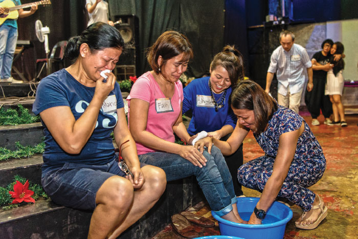 Partnering With God In The Mission Fields