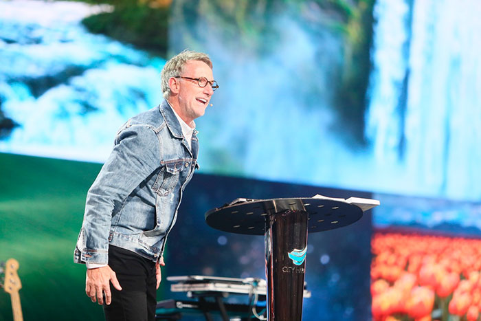 Phil Pringle: Never Doubt The Love Of Abba Father