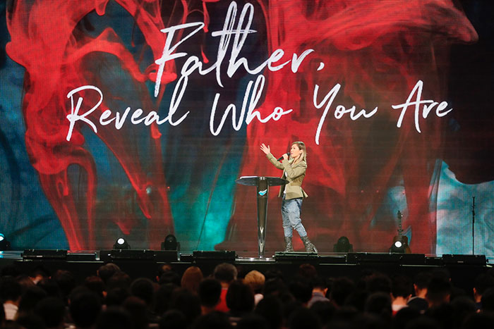 Sun Ho: Get To Know The Father
