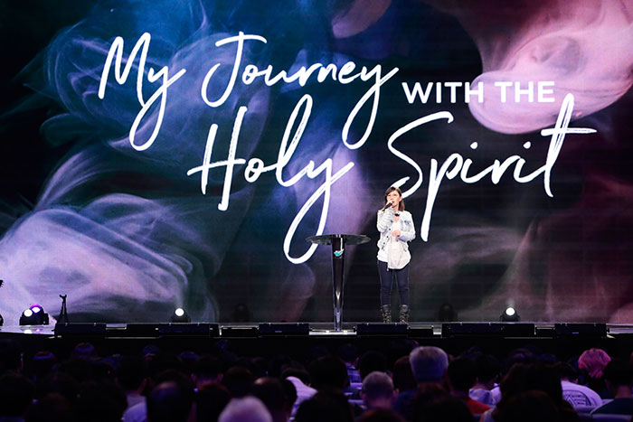 Sun Ho: Journeying With The Holy Spirit
