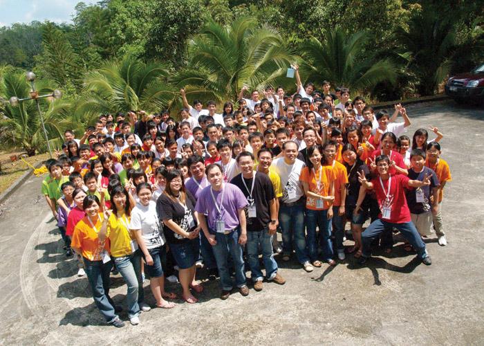 Over the years, CHCF Sibu has grown in strength