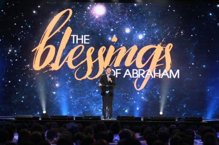 Arise & Build: The Blessings of Abraham