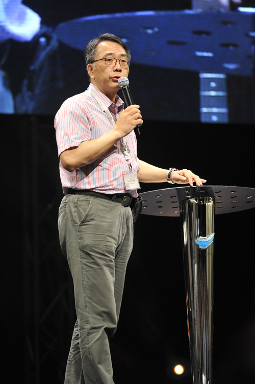 Chan Kim Kwong: On Kingdom Leadership And Christianity in China