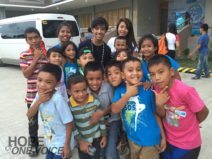 Hope Of One Voice – Remembering Typhoon Haiyan